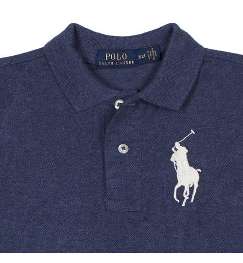 Polo Big Pony - Marine - Polos et Chemises - Bébé - Ralph Lauren ... 5c8d60a7548c