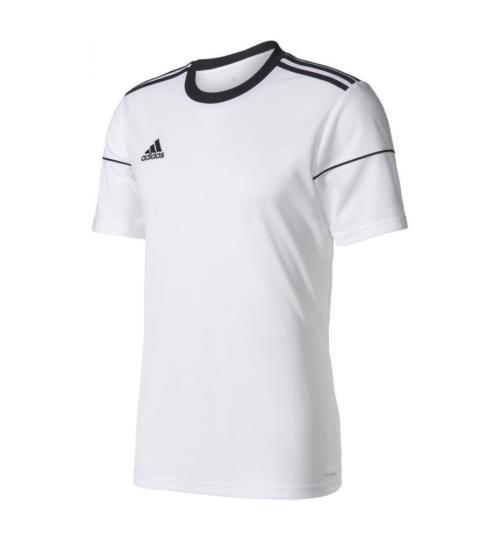 c75c34a8461c T-Shirt Team Squadra 17 - Blanc et Noir - T-Shirts - Vêtements Homme -  Adidas - Ta ville